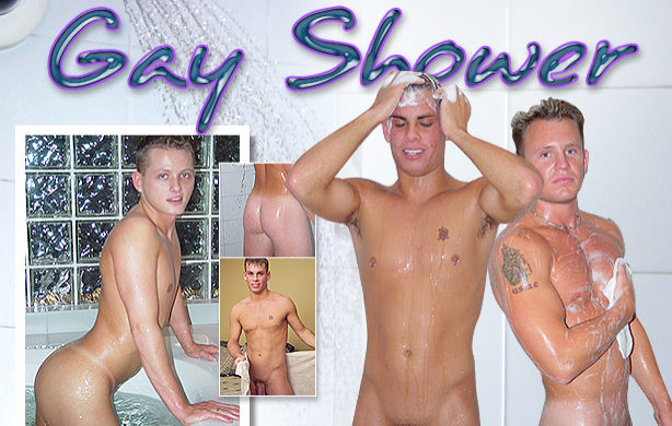 xxx gay shower room