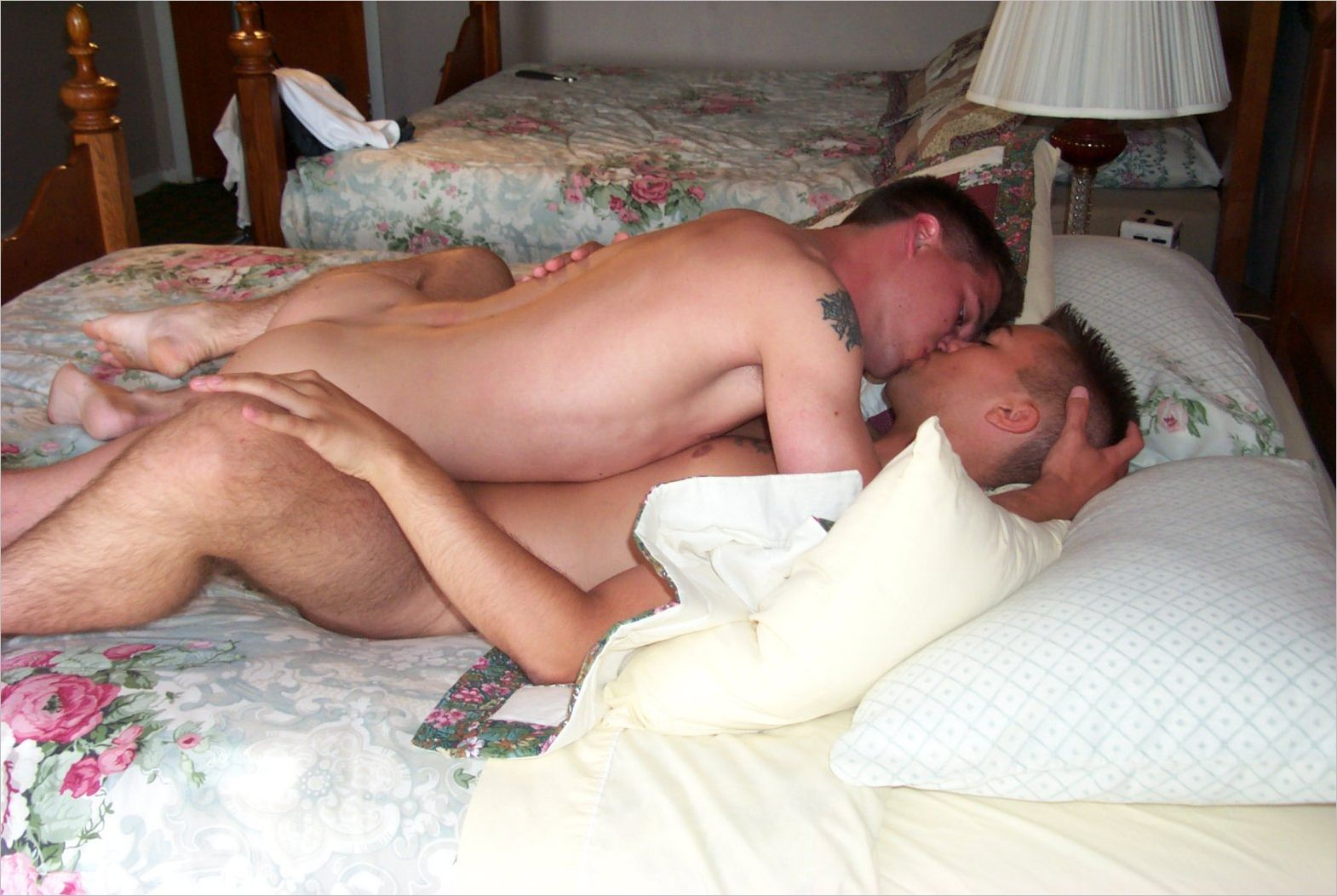 gay guys making love