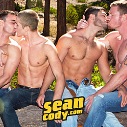 Sean Cody is one of the largest amateur male model sites on the net. Muscular, straight, and inexperienced! Young and very horny straight guys in jerk off competition, straight guys getting sucked and rimmed on video!